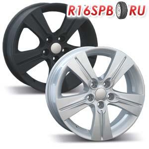 Литой диск Replica Kia Ki36 6.5x17 5*114.3 ET 35