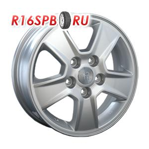 Литой диск Replica Kia KI50 5.5x15 5*114.3 ET 47 S