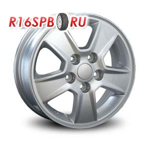 Литой диск Replica Kia KI50 6.5x17 5*114.3 ET 35
