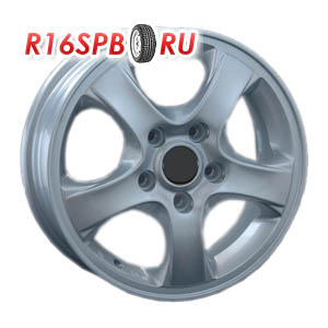 Литой диск Replica Kia KI75 5.5x15 5*114.3 ET 41