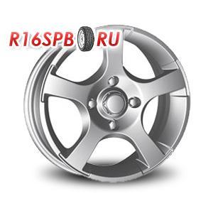 Литой диск КиК Арта 5.5x14 4*98 ET 35