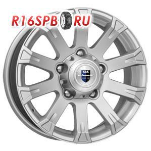 Литой диск КиК Байкал 7x16 5*139.7 ET 35 S