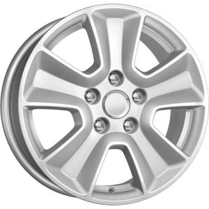 Литой диск КиК Duster FL (КС672) 6.5x16 5*114.3 ET 50