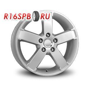 Литой диск КиК Фокус 2 6x15 5*108 ET 52.5