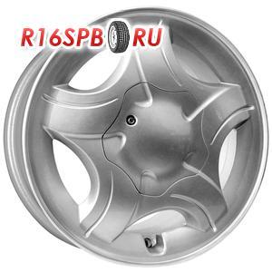 Литой диск КиК Калина 6x15 4*98 ET 33 S