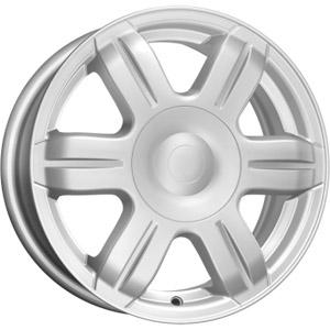 Литой диск КиК Largus (КС670) 6x15 4*100 ET 50