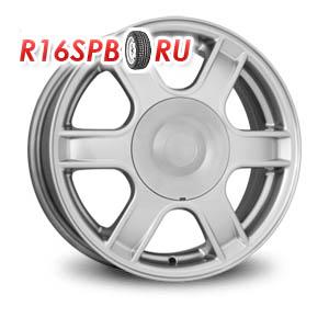 Литой диск КиК Логан (КС576) 5.5x14 4*100 ET 43