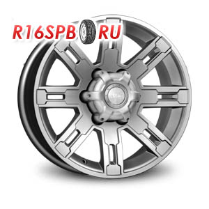 Литой диск КиК Полюс 7.5x16 6*139.7 ET 5