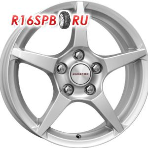 Литой диск КиК R1-Рольф 7x16 5*114.3 ET 35 S