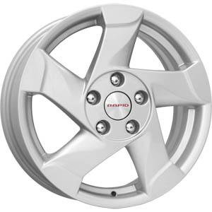 Литой диск КиК Рено Дастер (КС632) 6.5x16 5*114.3 ET 50