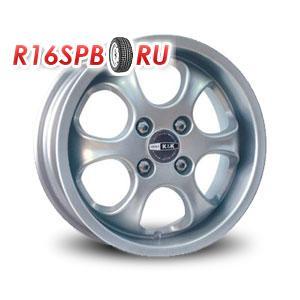 Литой диск КиК Рондо 6.5x15 4*108 ET 18