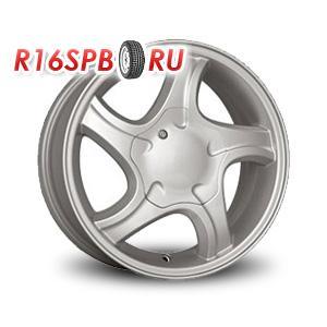 Литой диск КиК Санвэй 5.5x14 4*98 ET 35