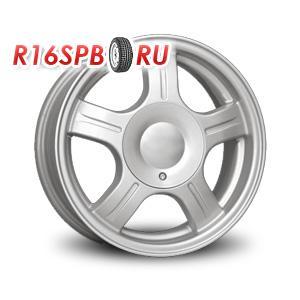 Литой диск КиК Статус М 5.5x14 4*98 ET 35