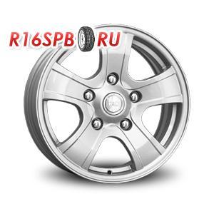 Литой диск КиК Тигр 7x16 5*139.7 ET 40