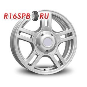 Литой диск КиК УАЗ-Патриот 7x16 5*139.7 ET 35