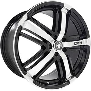 Литой диск Konig Kudos (SF67) 8.5x20 5*112 ET 40