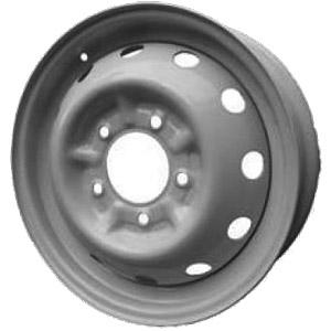 Штампованный диск Кременчуг УАЗ 3160 6x16 5*139.7 ET 22