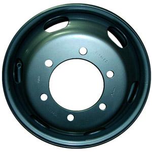 Штампованный диск Кременчуг ЗИЛ 5301 6.5x16 6*205 ET 123
