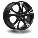 LegeArtis Concept FD502 6.5x16 5*108 ET 50 dia 63.3 Black