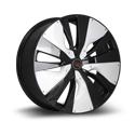LegeArtis Concept INF501 8x20 5*114.3 ET 50 dia 66.1 BK+plastic