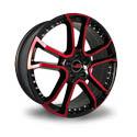 LegeArtis Concept LR506 8x19 5*120 ET 57 dia 72.6 BK+RED