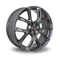 LegeArtis Concept MR537 8.5x20 5*112 ET 62 dia 66.6 Gloss Black