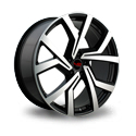 LegeArtis Concept VW541 8.5x20 5*112 ET 38 dia 57.1 TBK
