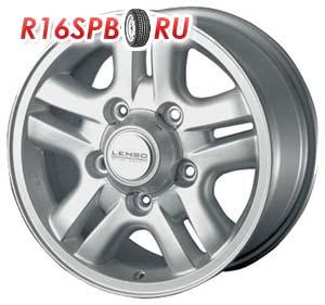Литой диск Lenso Lexus/b 8x16 5*150 ET 60