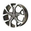 Lenso Euro Style 5 8x18 5*114.3 ET 45 dia 73.1 DFS