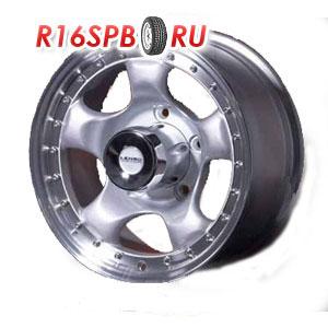 Литой диск Lenso RA 6.5x15 4*100/114.3 ET 38