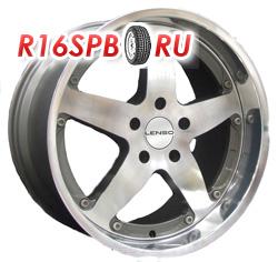 Литой диск Lenso Rennsport 8.5x20 5*130 ET 45