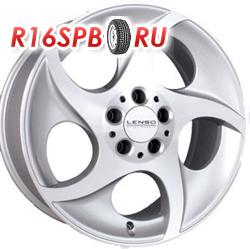 Литой диск Lenso SLR 7.5x16 5*112 ET 37