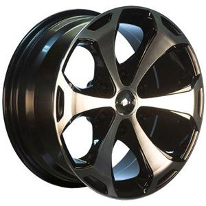 Литой диск Lenso Vector 5 8x17 5*114.3 ET 38