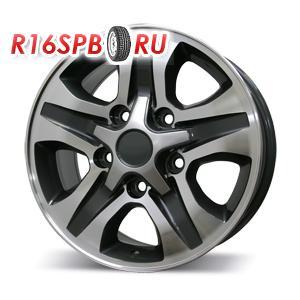 Литой диск Replica Lexus KR589 (TY20) 8x17 5*150 ET 60