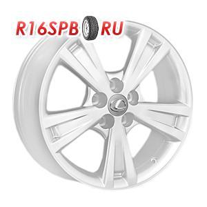 Литой диск Replica Lexus LX11 (FR655) 6.5x17 5*114.3 ET 35 W