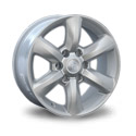 Replica Lexus LX50 7.5x17 6*139.7 ET 25 dia 106.1 S