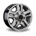 Replica Lexus LX8 7.5x17 6*139.7 ET 25 dia 106.1 S