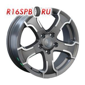 Литой диск Replica Lifan LF12 6.5x16 5*114.3 ET 45 GMFP