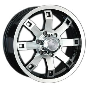 Литой диск LS Wheels LS316 8x17 6*139.7 ET 25