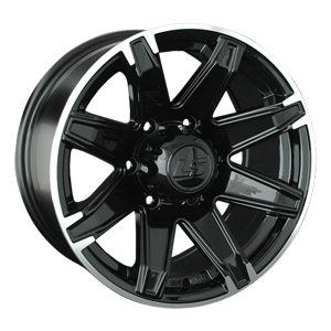 Литой диск LS Wheels 763 8x16 6*139.7 ET 10
