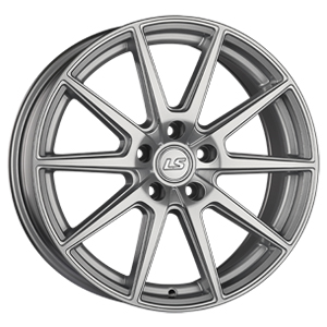 Литой диск LS Wheels 780 7.5x17 5*112 ET 45
