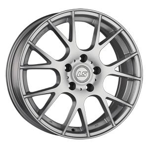 Литой диск LS Wheels 897 7x17 5*108 ET 50