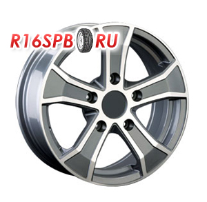 Литой диск LS Wheels A5127 6.5x16 5*139.7 ET 40