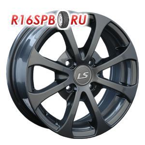 Литой диск LS Wheels BY503 5.5x13 4*98 ET 35 GM
