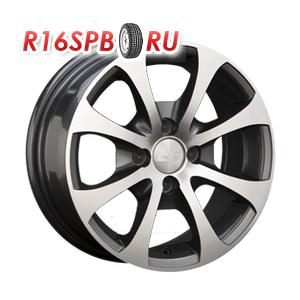 Литой диск LS Wheels BY503 6x14 4*98 ET 35 GMFP