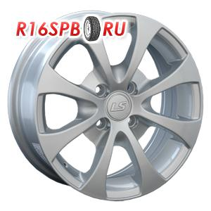 Литой диск LS Wheels BY503 6x14 4*98 ET 35 S