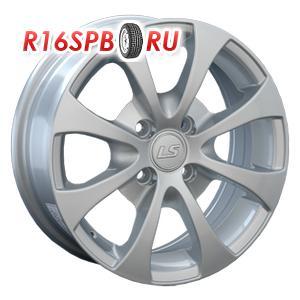 Литой диск LS Wheels BY503 6x14 4*98 ET 35 S