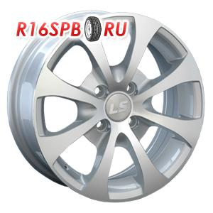 Литой диск LS Wheels BY503 6x14 4*98 ET 35 SF