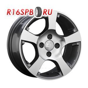 Литой диск LS Wheels BY505 5.5x13 4*98 ET 35 GMFP