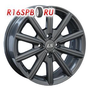 Литой диск LS Wheels BY738 6x15 4*98 ET 35 GM